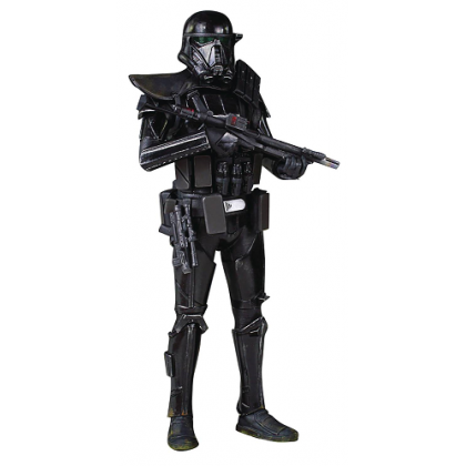 Collector's Gallery Star Wars Rogue One Death Trooper Statue Figure