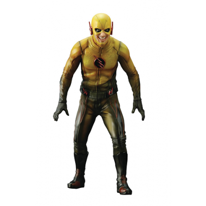 ArtFX+ DC Comics CW TV The Flash Reverse Flash Statue Kotobukiya