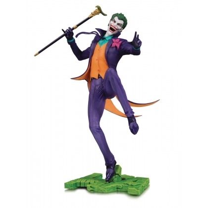 DC Comics Core The Joker PVC Statue Figure from DC Collectibles