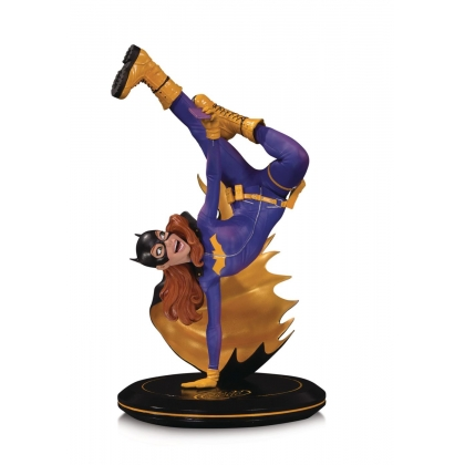 DC Cover Girls Batgirl By Joelle Jones Statue from DC Collectibles