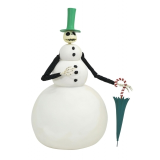 NBX Jack Snowman Deluxe Doll Action Fi..