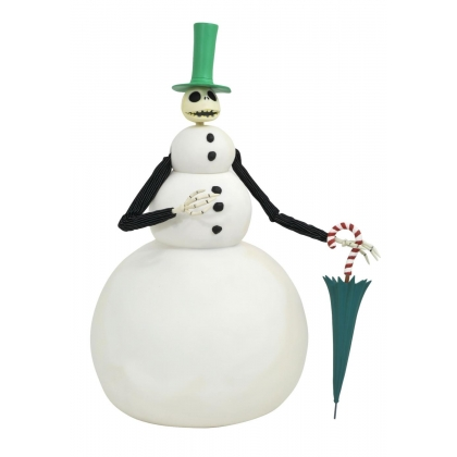 NBX Jack Snowman Deluxe Doll Action Figure from Diamond Select Toys