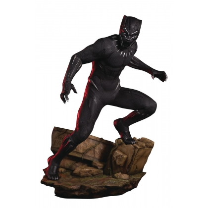 Marvel Comics Black Panther ARTFX Statue Figure from Kotobukiya