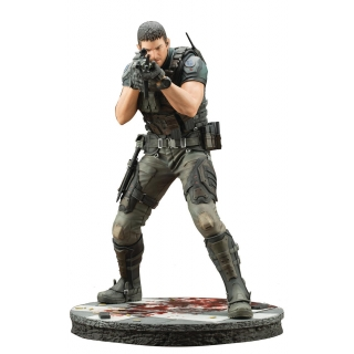 Resident Evil Vendetta Chris Redfield ..