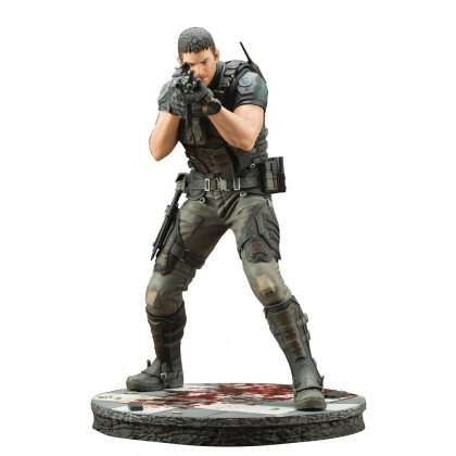 Resident Evil Vendetta Chris Redfield ARTFX Statue from Kotobukiya