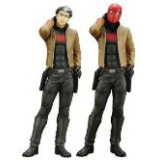 DC Comics Red Hood Ikemen Statue with ..