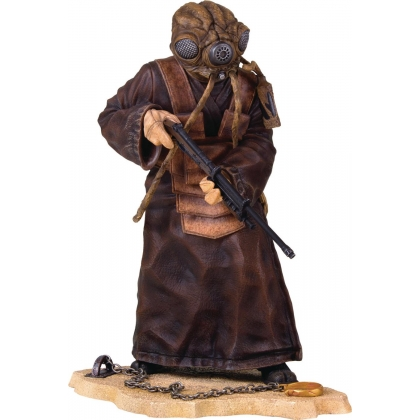 Star Wars Collectors Gallery Zuckuss Statue Figure From Gentle Giant