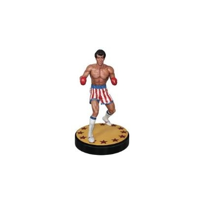 Rocky Red White & Blue Shorts 1:4 Scale Statue Hollywood Collectibles