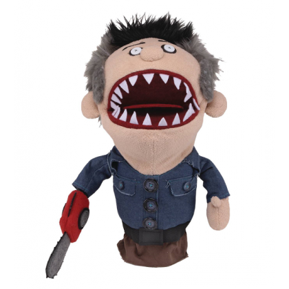 Ash vs Evil Dead Possessed Ashy Slashy Puppet Prop Replica from NECA