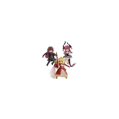 Megahouse Desktop Army Fate Grand Order No 2 3pc Display
