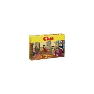 Usaopoly Clue Bobs Burgers Board Game