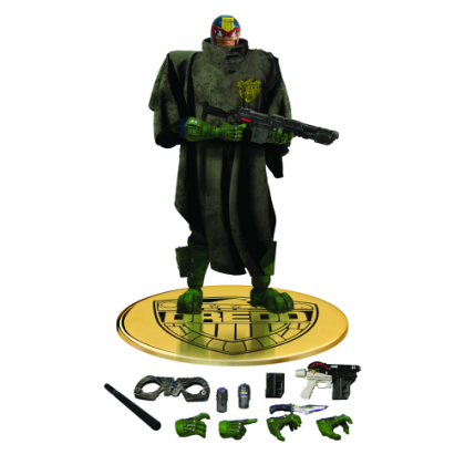 One 12 Collective Judge Dredd Cursed Earth Exclusive Action Figure