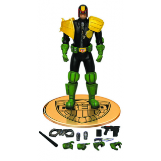 One 12 Collective Judge Dredd Action F..