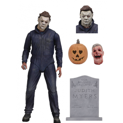 Halloween Michael Myers Ultimate Action Figure from NECA Toys