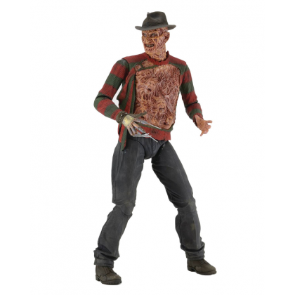 A Nightmare on Elm Street 3 Freddy Krueger 1:4 Scale Action Figure