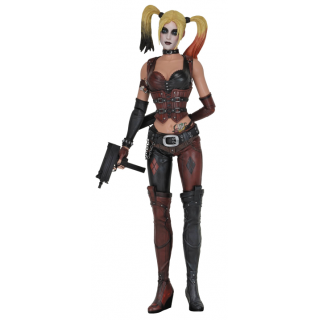 DC Comics Batman Arkham City Harley Qu..