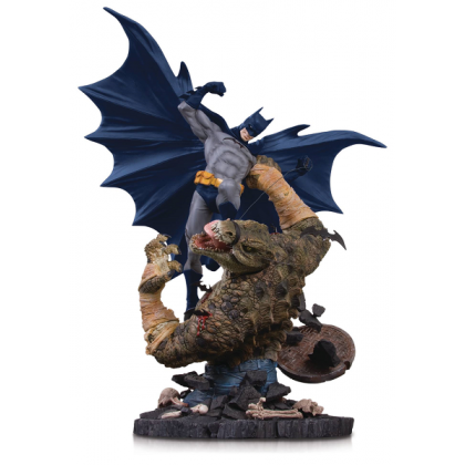 DC Comics Batman vs Killer Croc Mini Battle Statue by DC Collectibles