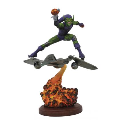 Marvel Comics Premier Collection Green Goblin Statue Diamond Select