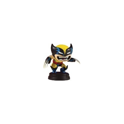 Marvel Comics Animated Style Wolverine Statue Figure from Gentle Giant