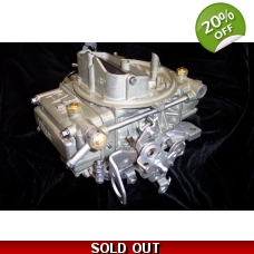 Holley 0-80457-1 Carburetor, 4160, 600 cfm, Square Bore, 4-Barrel