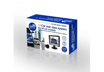 Reversing Camera & Dash Monitor Kit