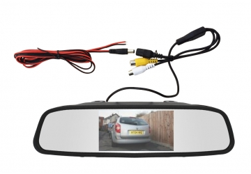 "4.3"" Rear View Mirror Monitor"