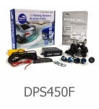 4 Front Parking Sensors, Audio & Dash Display