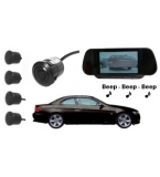 Dolphin Camera & Mirror Monitor Reversing Kit