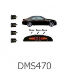 Micro Dolphin Wireless Display Parking Sensors