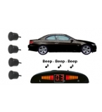 Dolphin 24V Display Reverse Parking Sensors