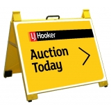 LJ Hooker Auction Today Endurosign Yel..