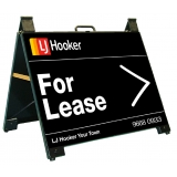 LJ Hooker For Lease Endurosign Portabl..
