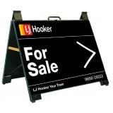 LJ Hooker For Sale Endurosign Portable..