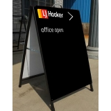 LJ Hooker Large Office Open A-Frame Si..