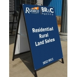 Large A-Frame Sign 900x600 Portrait Pr..