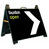 Buxton Open Portable Endurosign A-Fram..