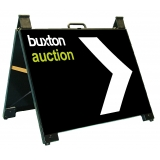 Buxton Auction Portable Endurosign A-F..