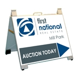 First National Auction Today Customise..