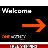 One Agency Welcome Endurosign Replacem..