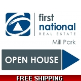 First National Open House Endurosign R..