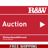Richardson & Wrench Auction Endurosign..