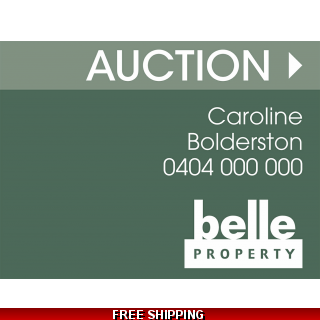 Belle Property Auction ..