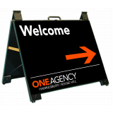 One Agency Welcome Portable Endurosign..