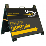 Century 21 Open For Inspection Portabl..