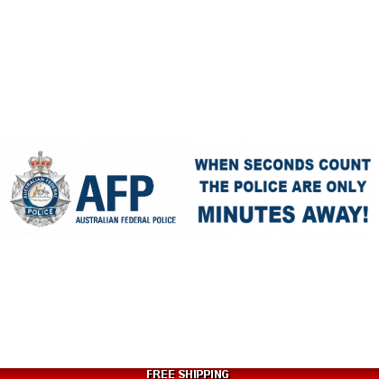 When Second Count The Police Are Only Minutes Away