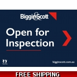 Biggin & Scott Open For Inspection End..