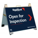 Biggin & Scott Open For Inspection EZS..