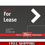 Elders For Lease Endurosign Replacemen..