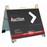 Elders Auction Portable Endurosign A-F..