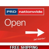 PRD Nationwide Open Replacement Sticke..